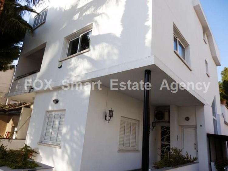 For Sale 2 Bedroom Ground floor House in Akropolis, Nicosia