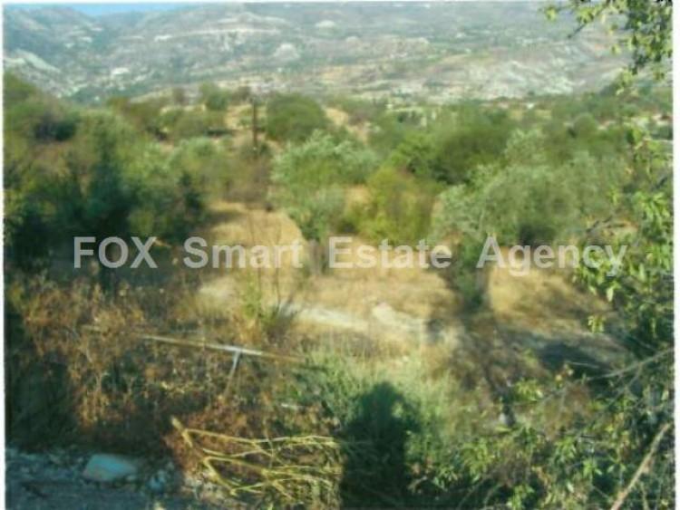 Plot in Laneia, Limassol