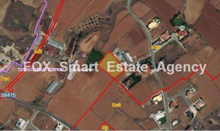 Residential Land in Tseri, Nicosia