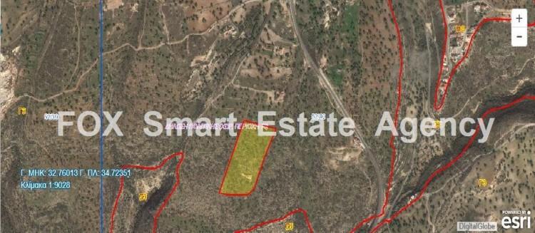 Residential Land in Prastio (avdimou), Prastio Avdimou, Limassol