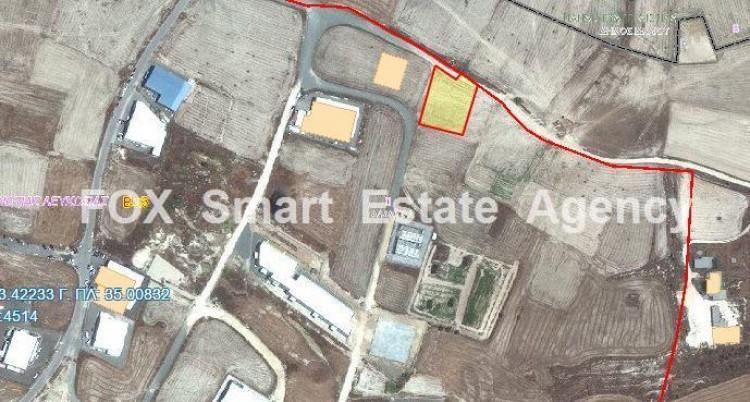 Industrial Land in Alampra, Nicosia