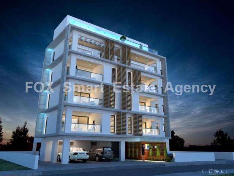 For Sale 3 Bedroom Top floor with roof garden Apartment in Drosia, Larnaca, Larnaca