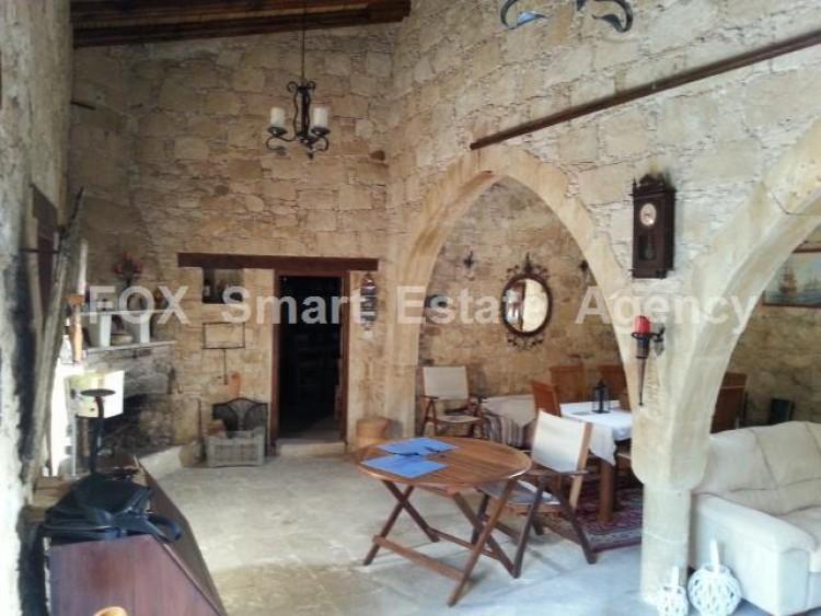 For Sale 2 Bedroom  House in Agios ambrosios, Agios Amvrosios Lemesou, Limassol