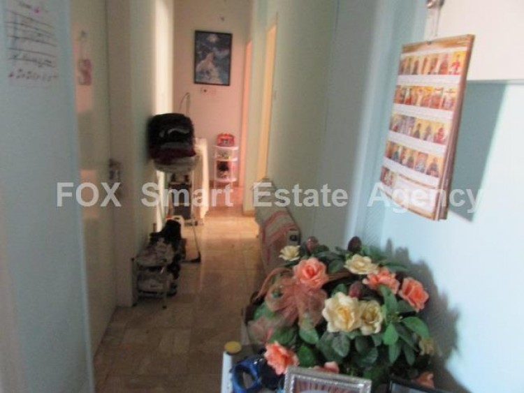 For Sale 3 Bedroom Whole floor Apartment in Aglantzia, Nicosia