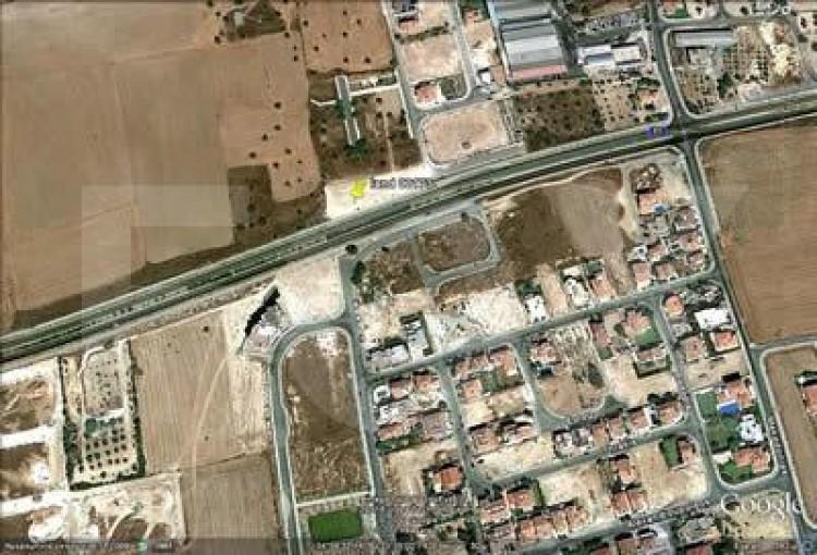 Residential Land in Krasas area, Larnaca