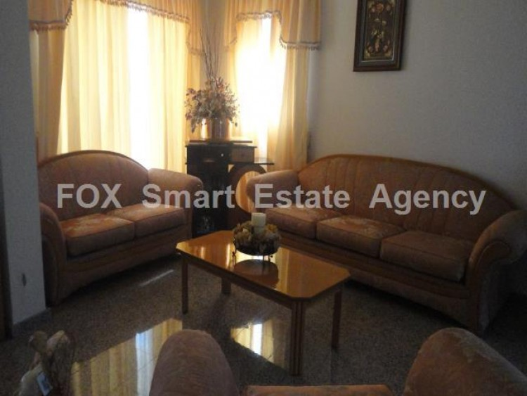 For Sale 4 Bedroom Semi-detached House in Pachna, Limassol