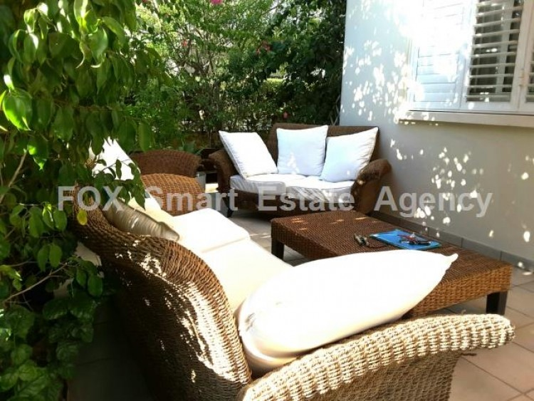For Sale 3 Bedroom Ground floor Apartment in Chriseleousa, Strovolos, Nicosia