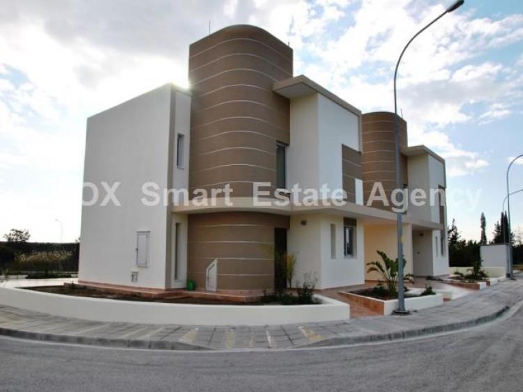 For Sale 3 Bedroom Detached House in Oroklini, Voroklini (oroklini), Larnaca