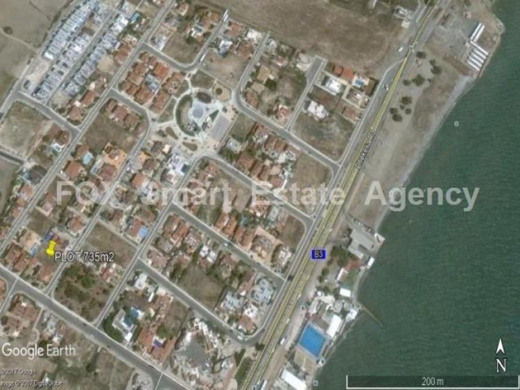 Plot in Dekelia, Larnaca