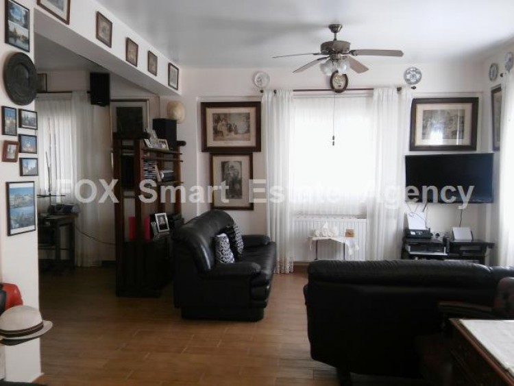 For Sale 3 Bedroom Semi-detached House in Chrysopolitissa area, Chrysopolitissa, Larnaca