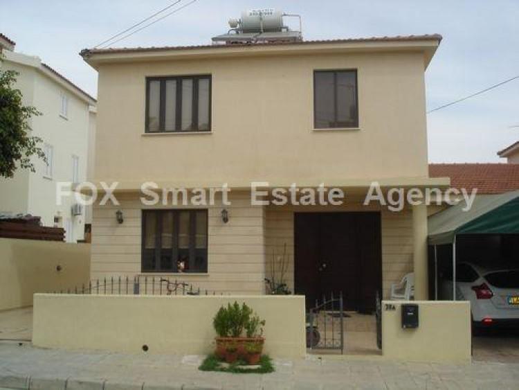 For Sale 4 Bedroom Detached House in Kamares, Larnaca