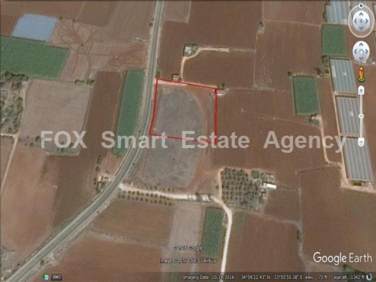 Agricultural Land in Sotira ammochostou, Famagusta