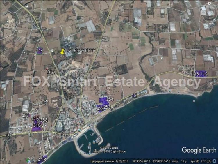 Residential Land in Zygi, Larnaca