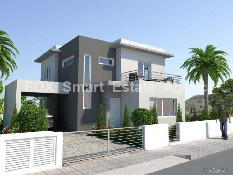 For Sale 3 Bedroom Detached House in Derynia, Famagusta
