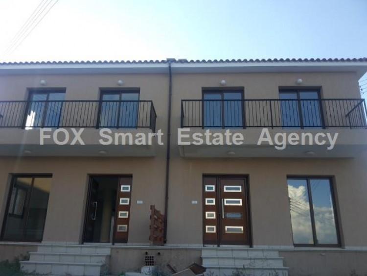 For Sale 3 Bedroom Semi-detached House in Kathikas, Paphos