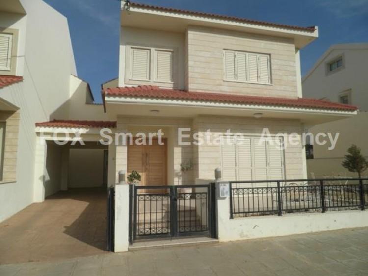 For Sale 4 Bedroom Detached House in Tseri, Nicosia