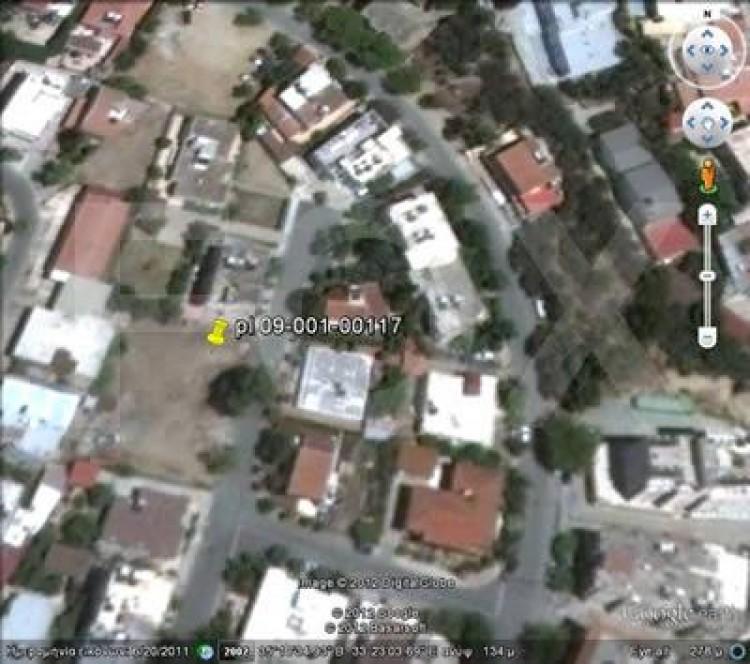 Plot in Pallouriotissa, Nicosia