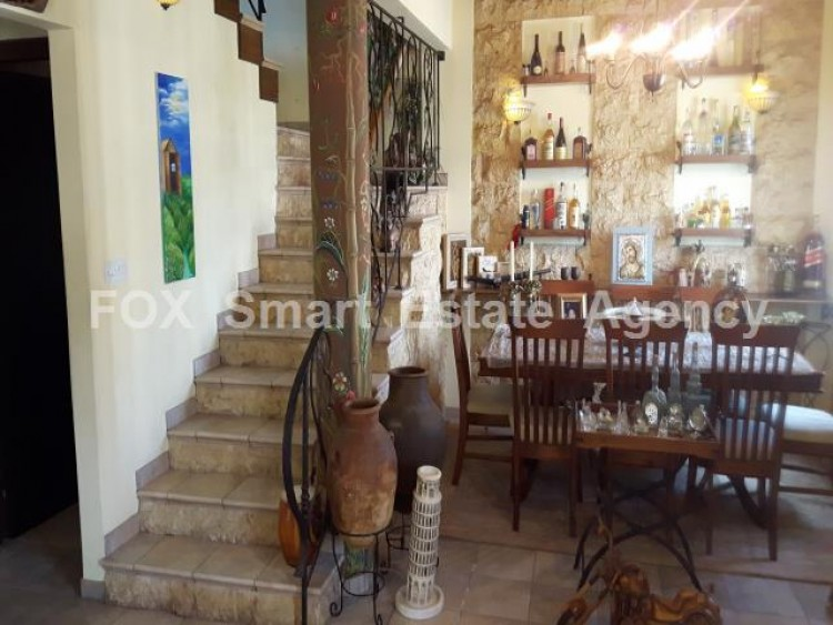 For Sale 3 Bedroom Semi-detached House in Vergina, Larnaca
