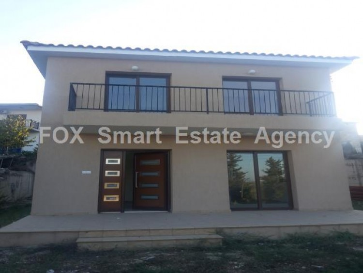 For Sale 3 Bedroom Detached House in Kathikas, Paphos