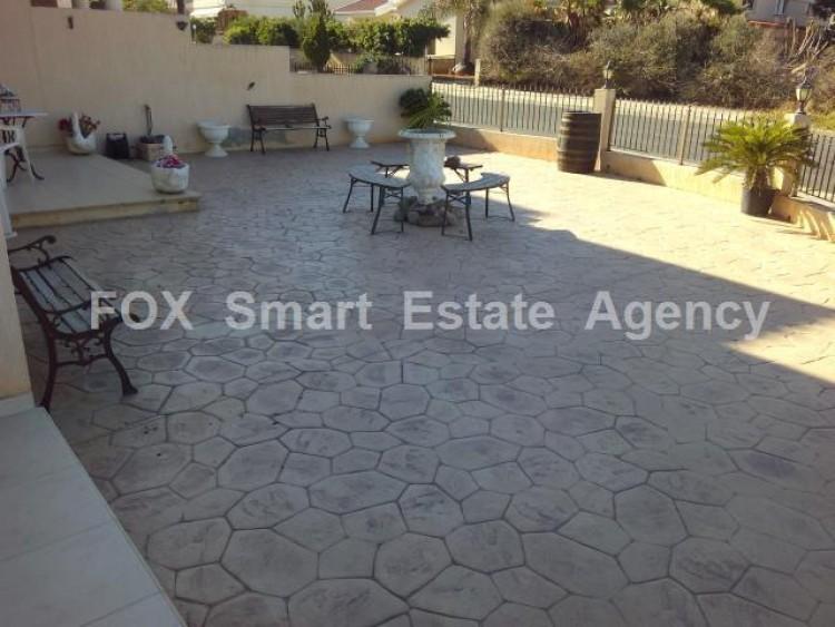 For Sale 2 Bedroom Semi-detached House in Zakaki, Limassol