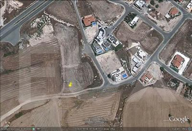Residential Land in Aradippou, Larnaca