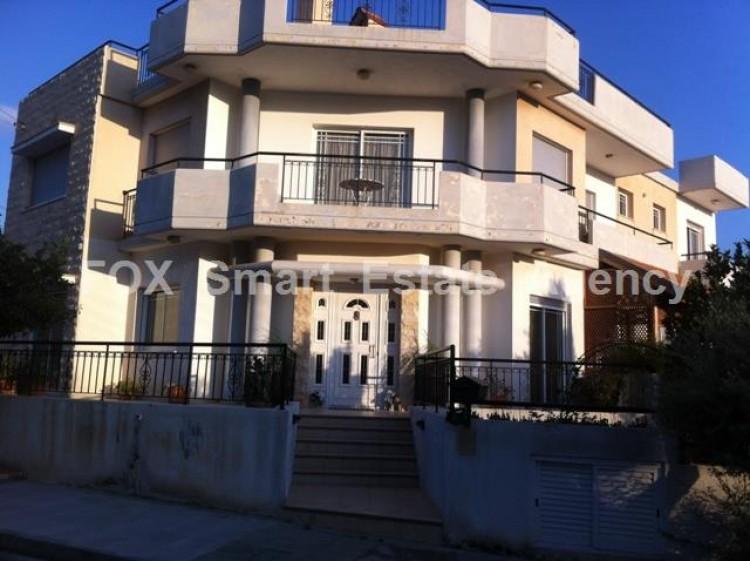 For Sale 3 Bedroom Ground floor (2-floor building) House in Erimi, Limassol