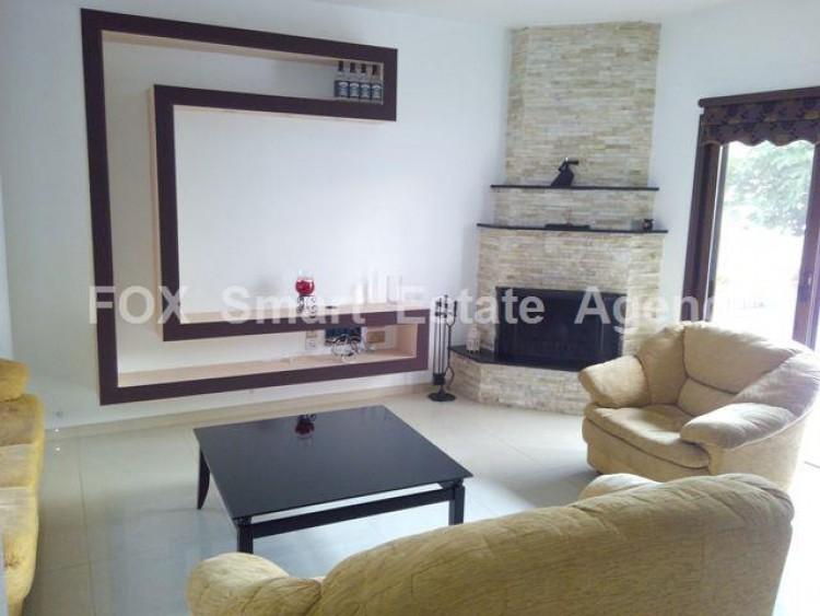 For Sale 3 Bedroom Detached House in Asomatos , Asomatos Lemesou, Limassol