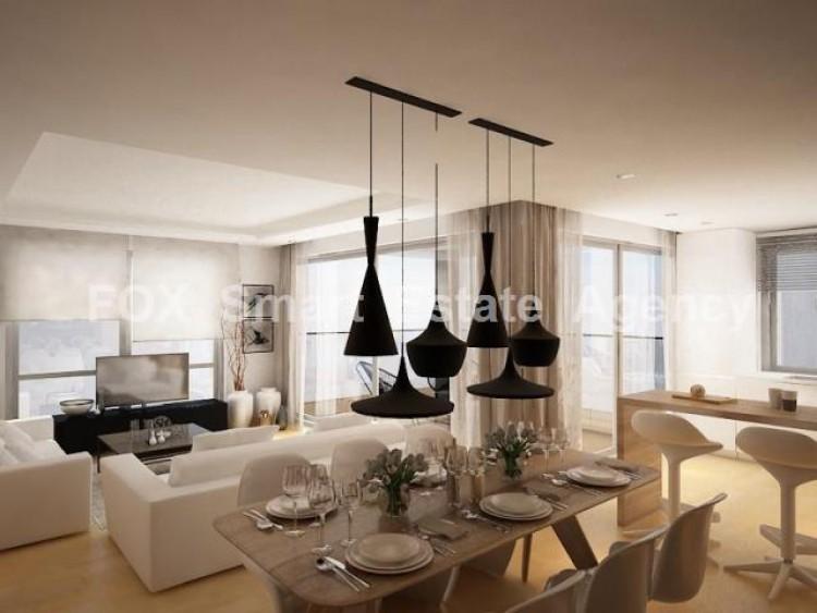 For Sale 2 Bedroom Top floor with roof garden Apartment in Mackenzie, Larnaca