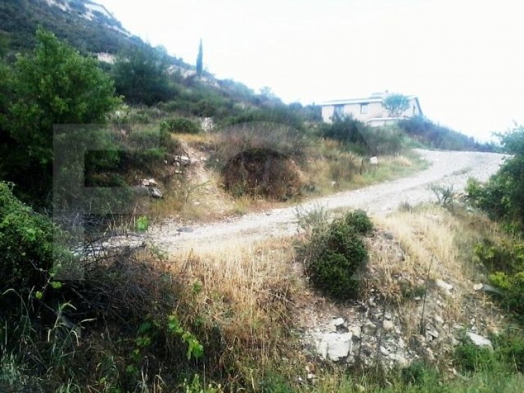 Village Land in Omodos, Limassol