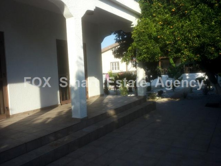 For Sale 4 Bedroom  House in Aradippou, Larnaca