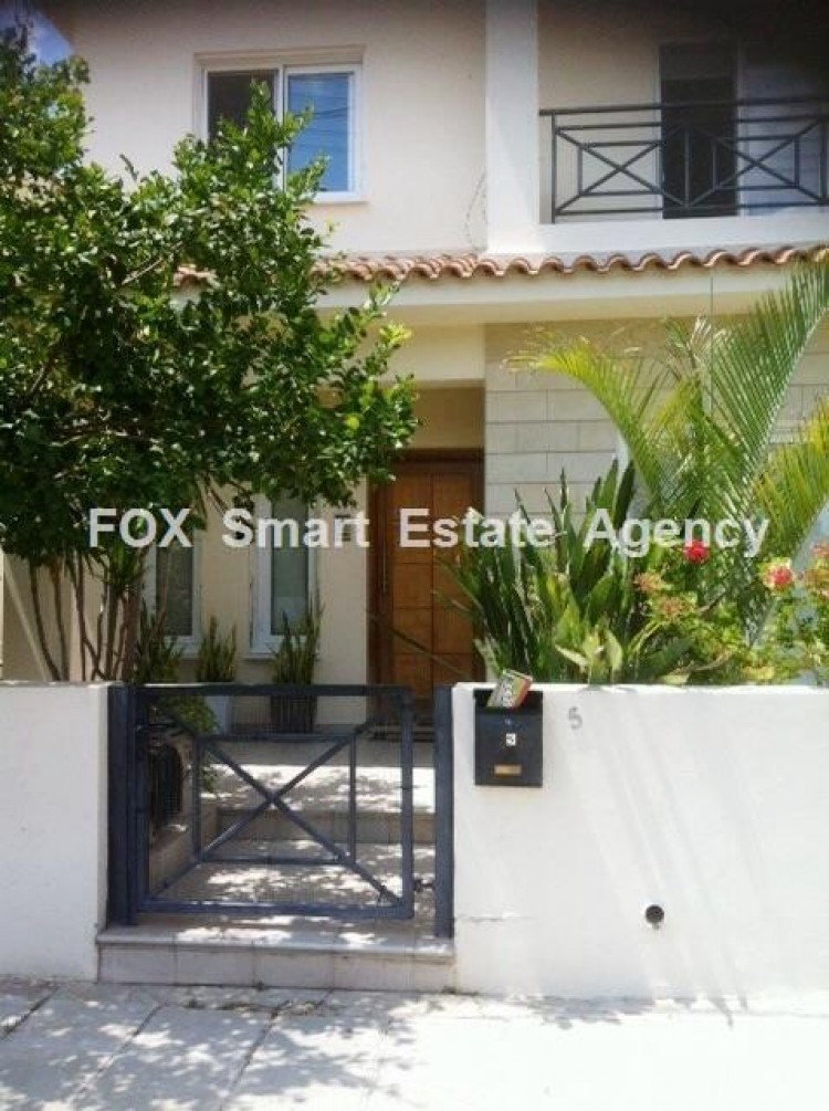 For Sale 3 Bedroom Detached House in Geri, Nicosia