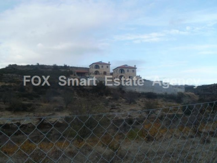 For Sale 3 Bedroom Detached House in Vouni, Limassol