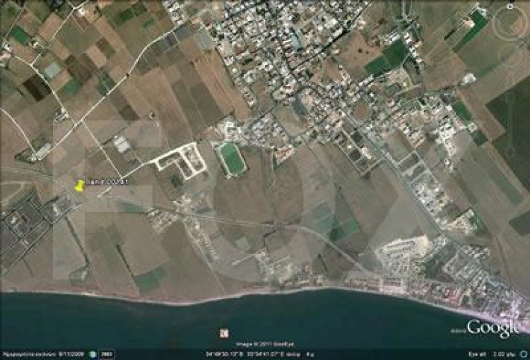 Tourist Land in Pervolia , Perivolia Larnakas, Larnaca
