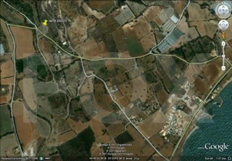 Residential Land in Agios theodoros (larnakas), Agios Theodoros Larnakas, Larnaca
