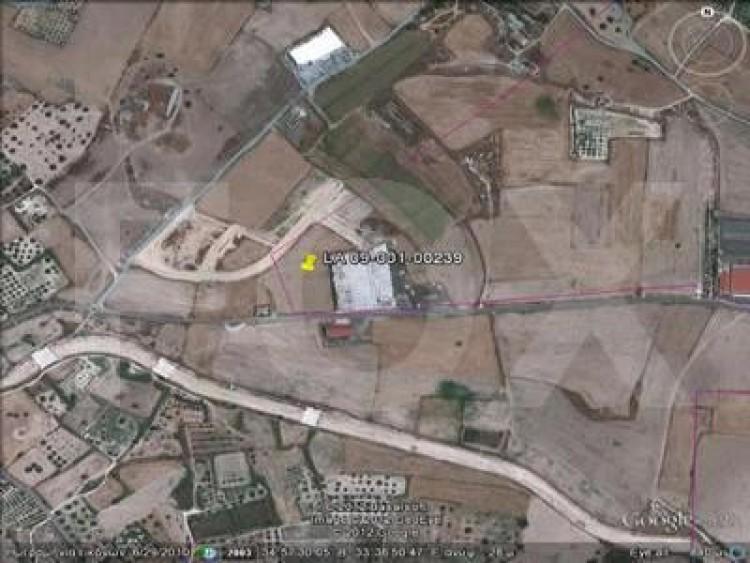 Industrial Land in Livadia larnakas, Larnaca