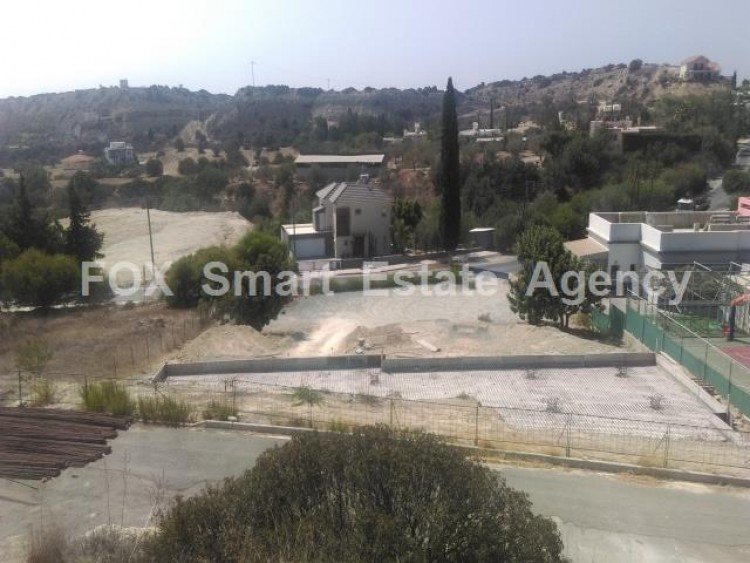 Plot in Agios tychon, Limassol
