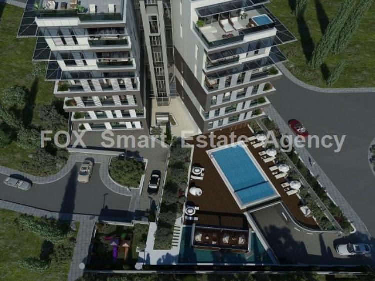 For Sale 1 Bedroom Apartment in Potamos germasogeias, Limassol