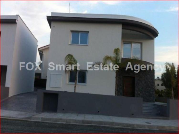 For Sale 3 Bedroom Detached House in Parekklisia, Limassol