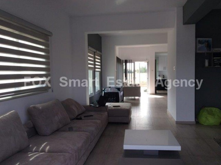 For Sale 4 Bedroom Semi-detached House in Ypsoupoli, Limassol