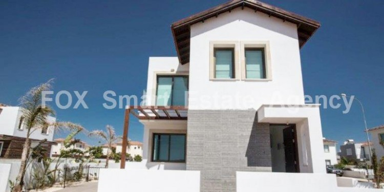For Sale 3 Bedroom Detached Houses in Agia triada, Famagusta