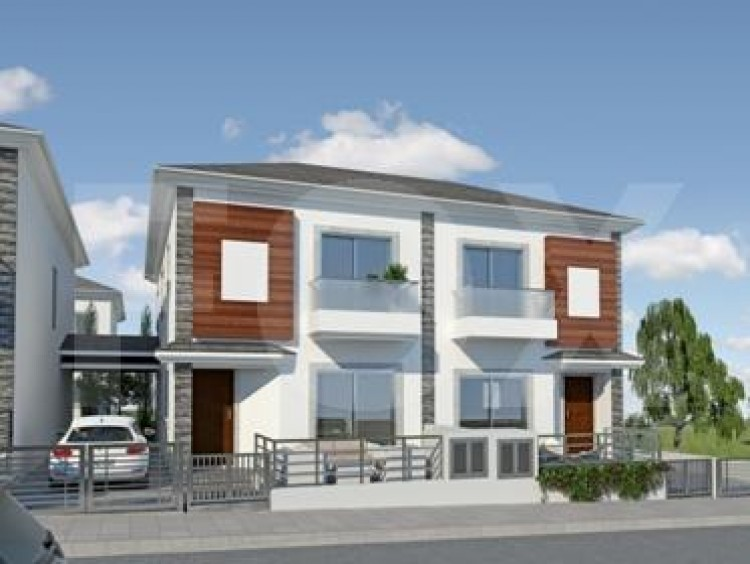 For Sale 3 Bedroom Semi-detached House in Mesa geitonia, Mesa Gitonia, Limassol