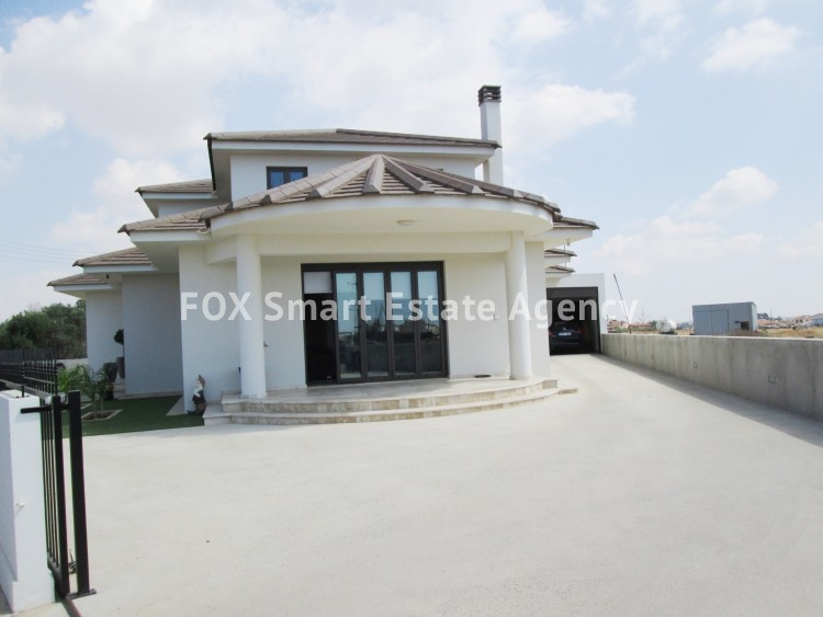 For Sale 4/5 Bedroom Detached House in Xylofagou, Famagusta