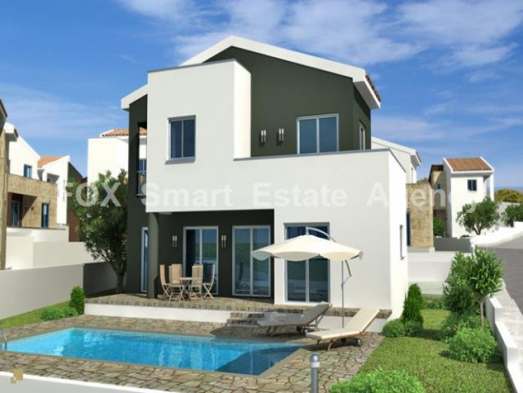 For Sale 2 Bedroom Detached House in Pissouri, Limassol
