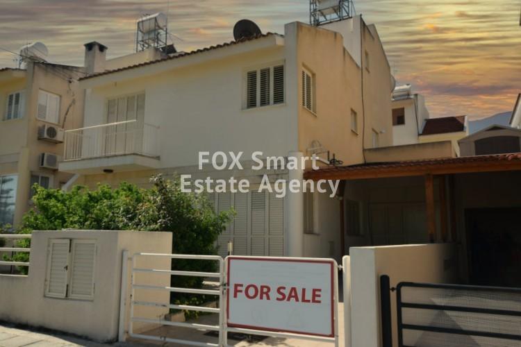 For Sale 4 Bedroom Detached House in Agios vasilios, Strovolos, Nicosia