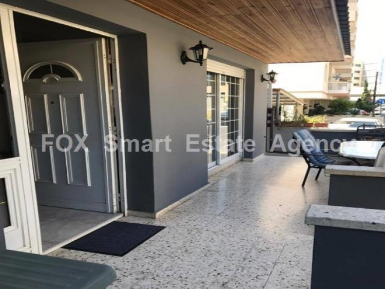 For Sale 3 Bedroom Ground floor Apartment in Neapoli, Limassol