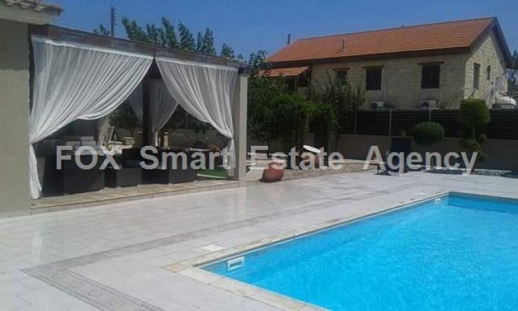 For Sale 3 Bedroom Detached House in Agios ambrosios, Agios Amvrosios Lemesou, Limassol
