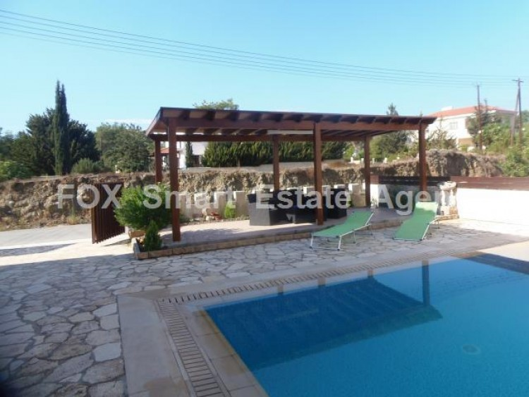 For Sale 4 Bedroom Detached House in Nicosia suburbs, Nicosia