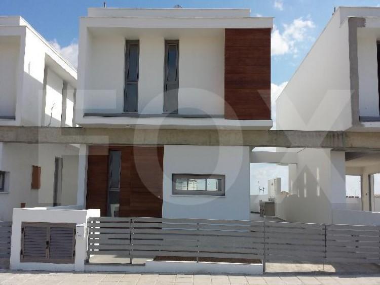 For Sale 3 Bedroom Detached House in Dekelia, Larnaca