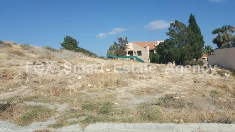 Plot in Agia filaxi, Agia Fylaxis, Limassol
