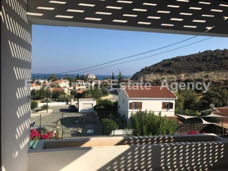 For Sale 3 Bedroom Maisonette House in Pissouri, Limassol